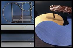 Décoration d'intérieur - Blue