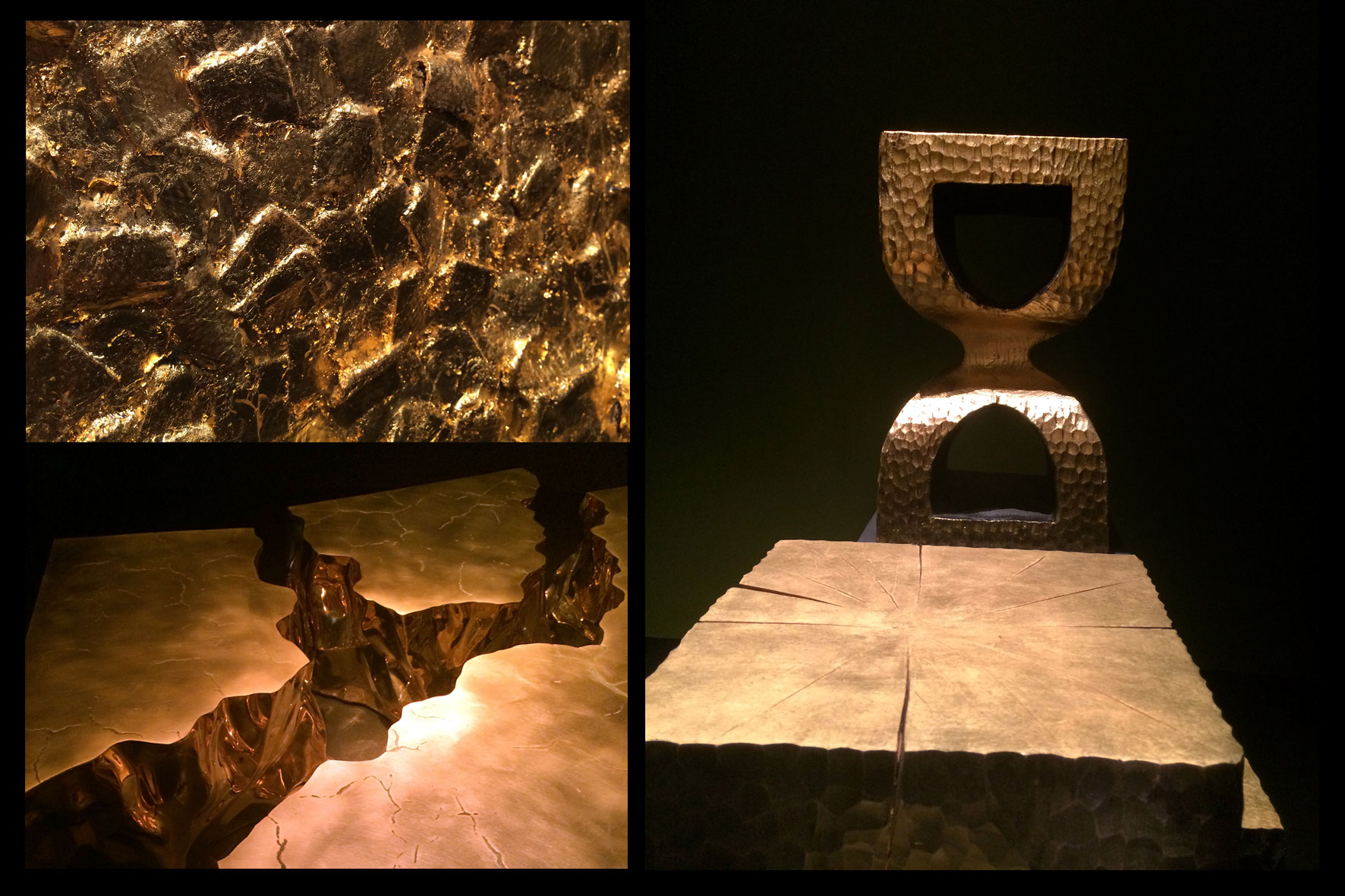 Décoration d'intérieur - Golden