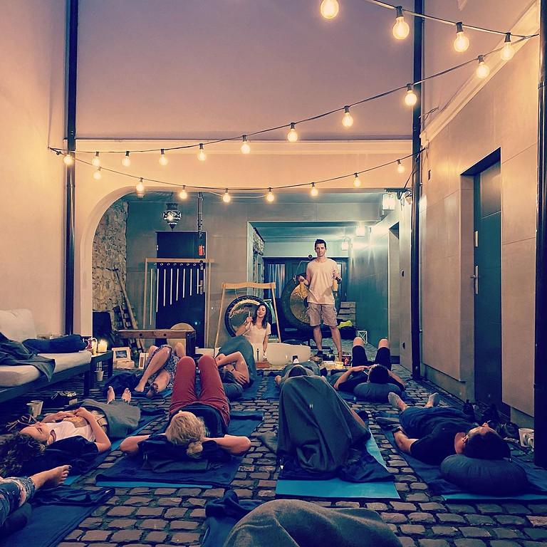 Relaksacyjno medytacyjne spotkanie z dźwiękiem godz. 20:00