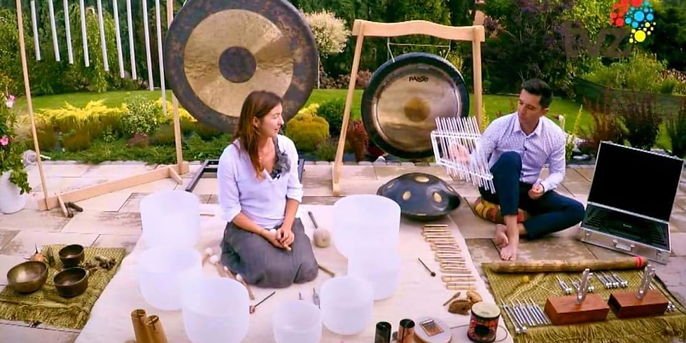 Relaksacyjno-medytacyjne spotkanie z dźwiękiem NA PATIO