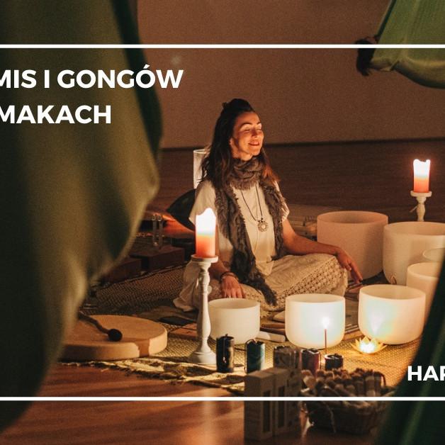 Koncert mis i gongów w hamakach 29/10