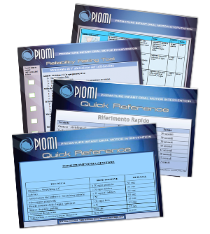 PIOMI Download Package - Italian