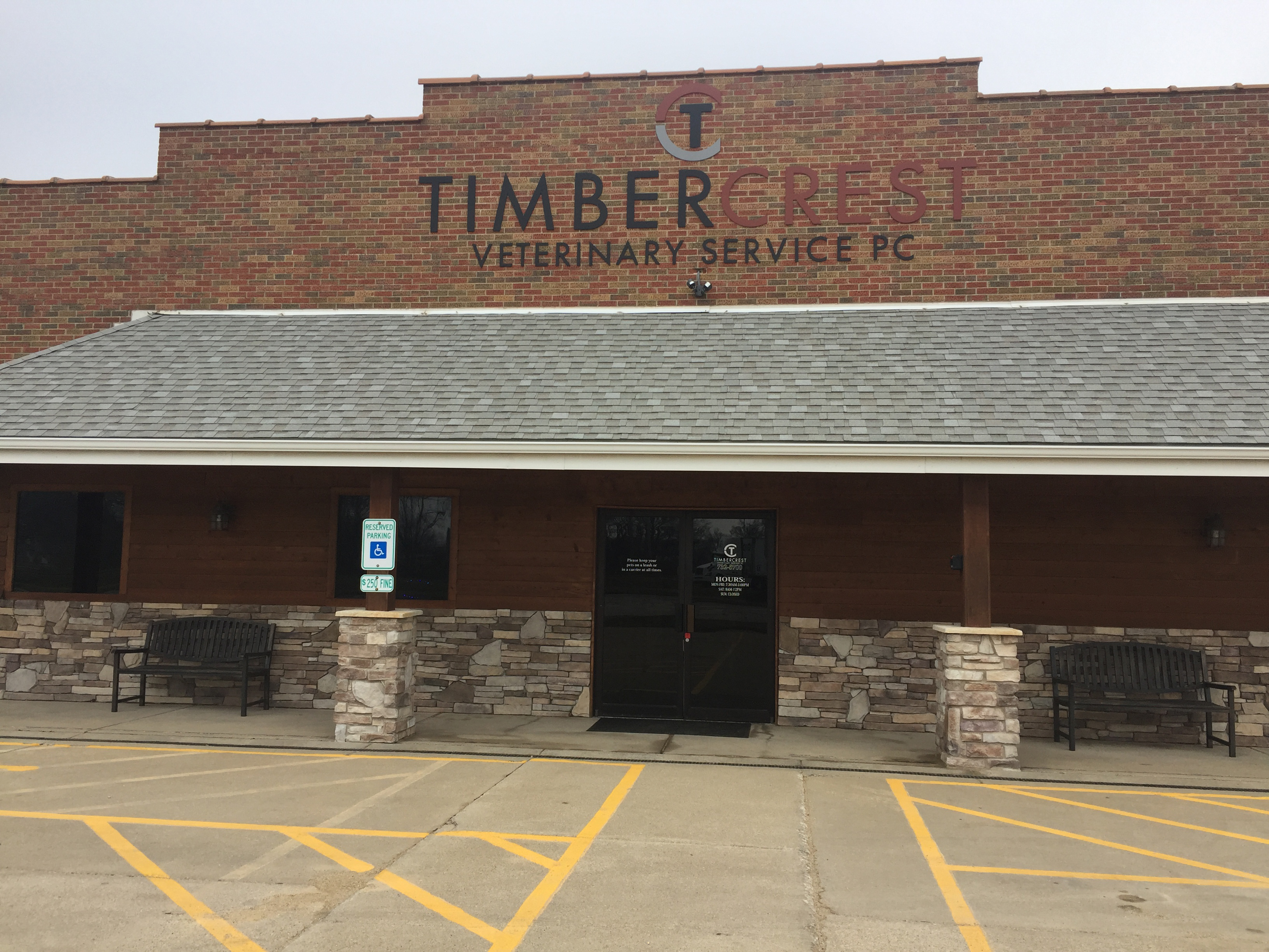 Timbercrest Veterinary Services
