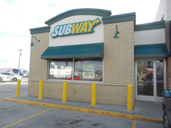 Subway exterior