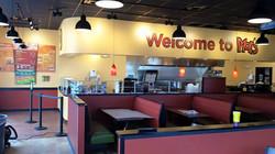 Moe's Southwest Grill  interior