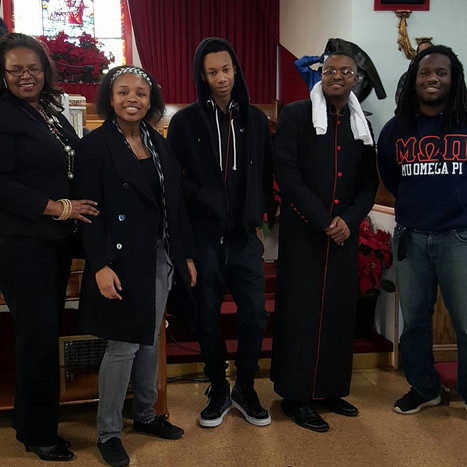 OC Black Student Union brings safe water to Flint