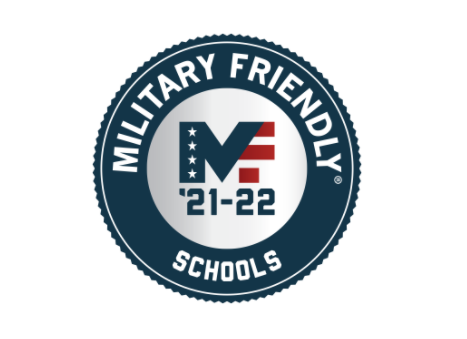 Olivet College Ranked as 2021-22 National Top Ten Military Friendly School
