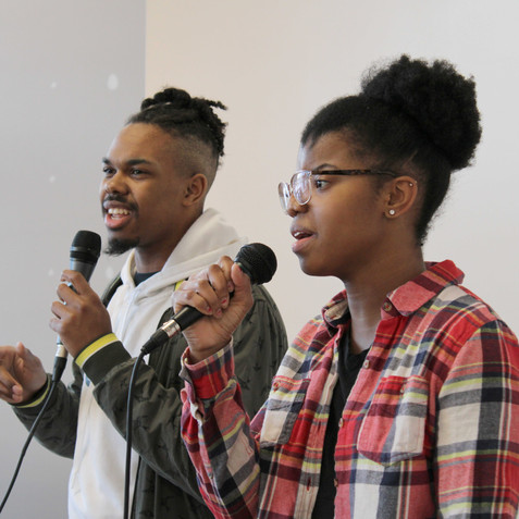 February's Taste of Culture Showcases Student Performers, Poetry, and Soul Food