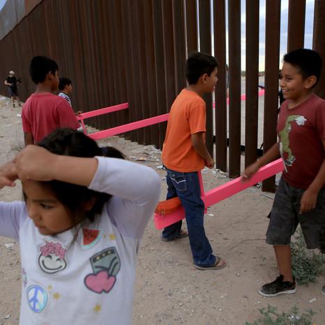 Art Piece on the U.S.-Mexico Border Wins Prestigious Award