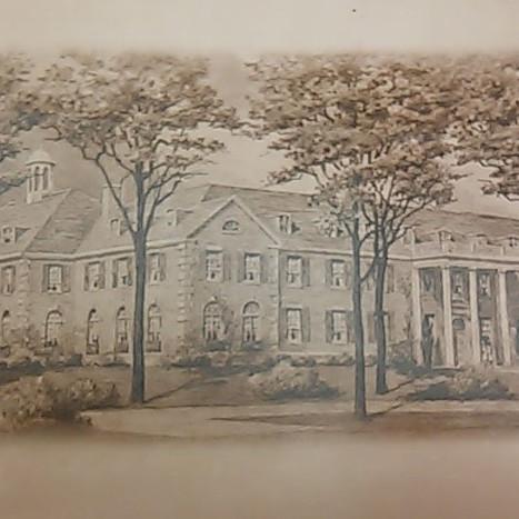 Kicking it back to Dole Hall's history
