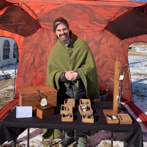 Cosplaying and Crafting, A Celebration of Viking Life at the Michigan Nordic Fire Festival