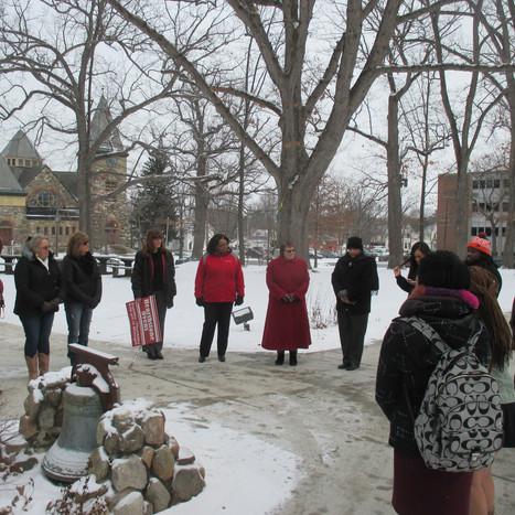MLK commemorations at Olivet College