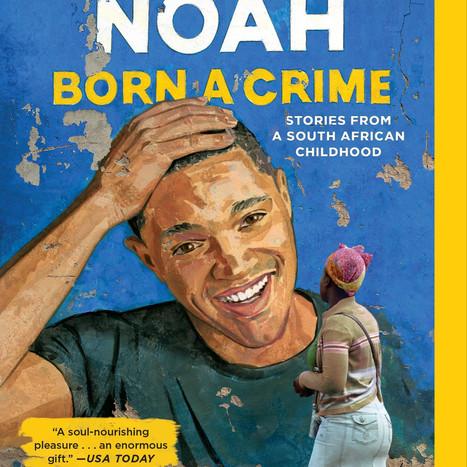 Born a Crime – My Favorite Nonfiction Book