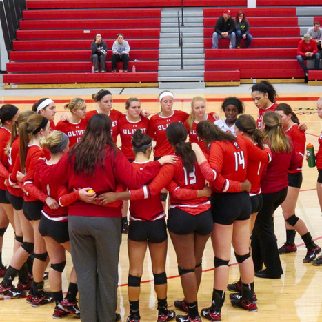 Volleyball season brief review