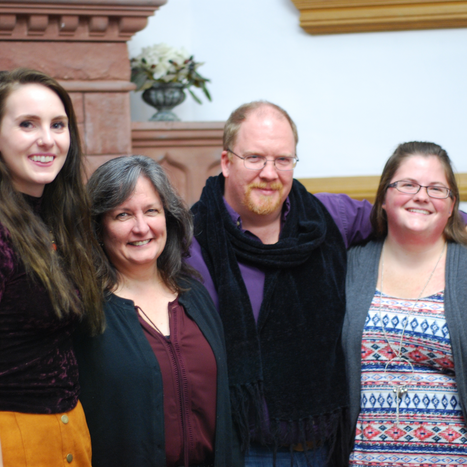 Review: Dean Scholar series  continues with student readings