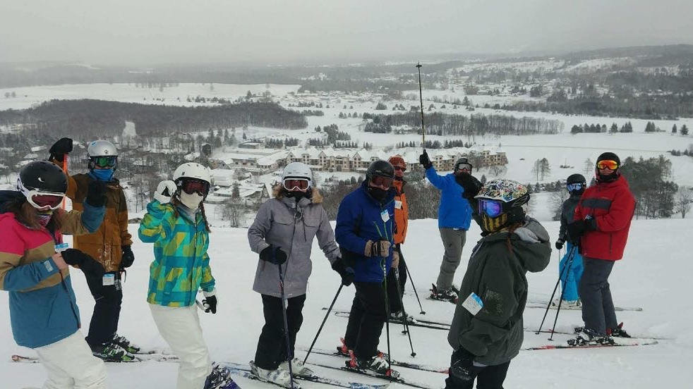 """Snowboarding: A """"Cool"""" Winter Activity for Students"""