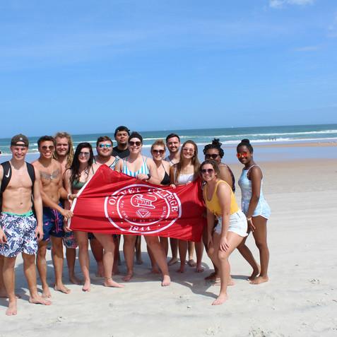 Florida Service Trip Leaves Lasting Memories for Olivet College Students
