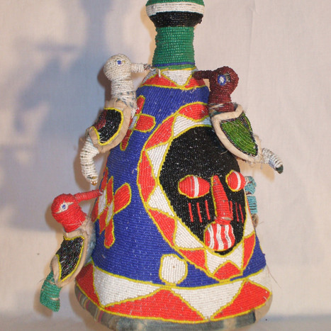 """""""African Art in the Cycle of Life"""" exhibit now on display"""