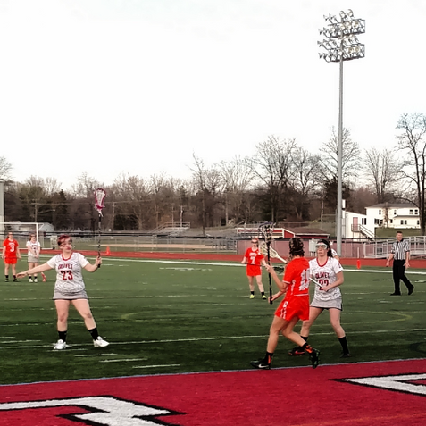 Olivet Dominated by ONU in 2016 Lacrosse Home Opener