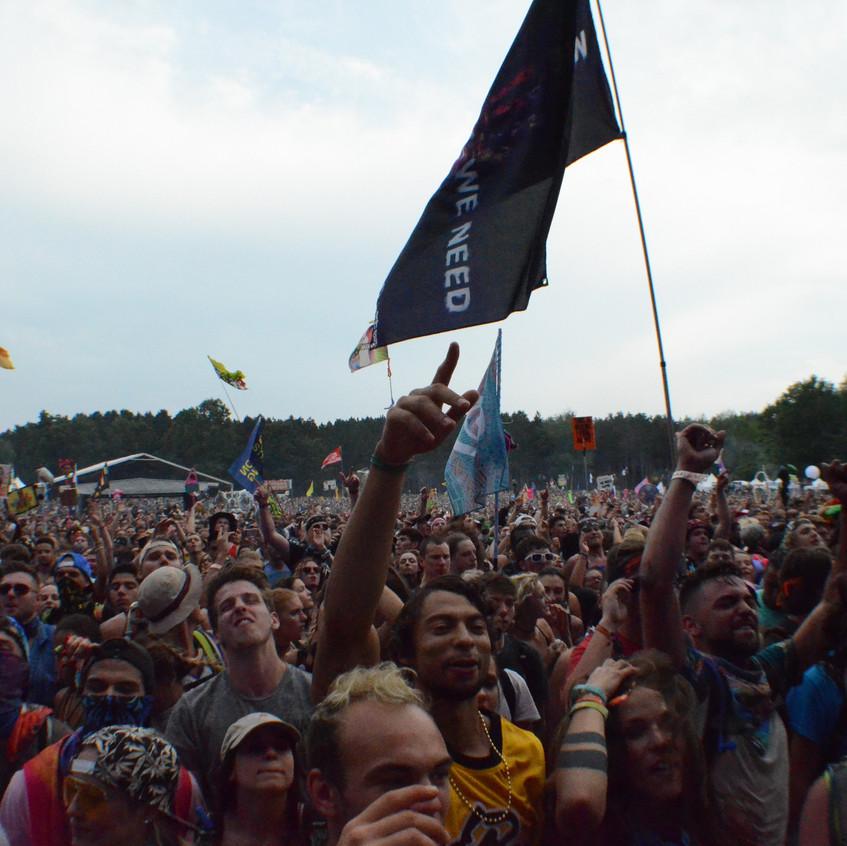Waka crowd