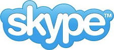 Skype Logo for JKF Fitness and Health Online Personal Training
