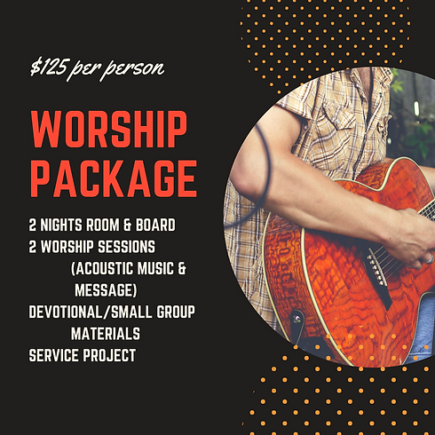 Worship Package