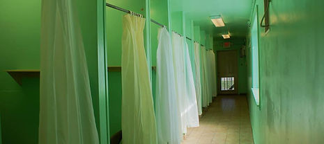 New Orleans Mission Trip Showers