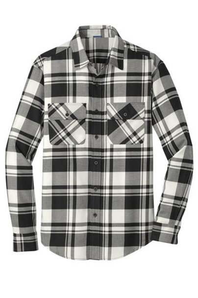 Men's KMS Flannel Shirt
