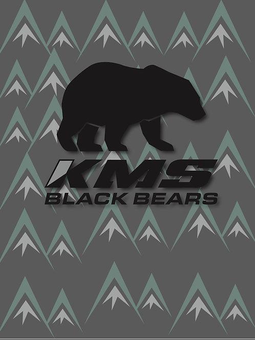 BlackStrap KMS Neckie