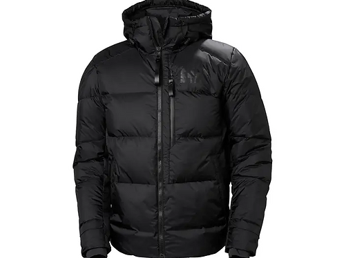 M Down Hooded Jacket