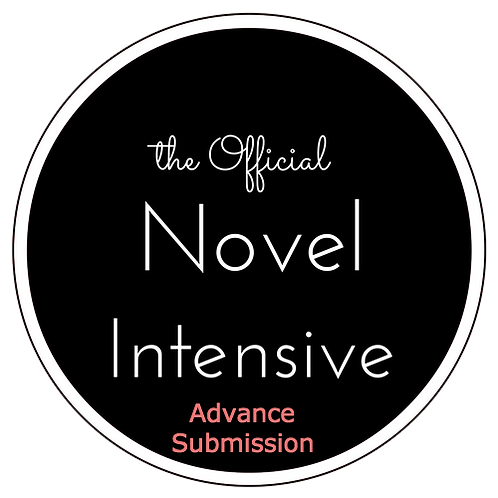 Novel Intensive - Advance Submission