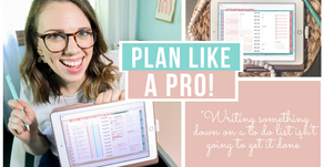 PLAN LIKE A PRO - PLAN WITH ME 2020