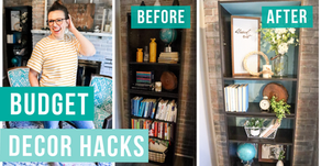 HOW TO REVAMP YOUR SPACE ON A BUDGET