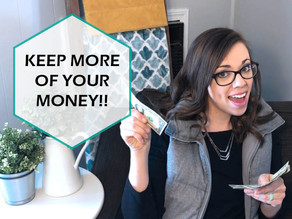 HOW TO KEEP MORE MONEY IN YOUR POCKETS!