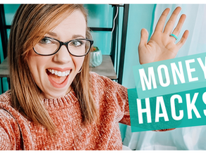 6 MONEY HACKS TO BECOMING & STAYING DEBT FREE