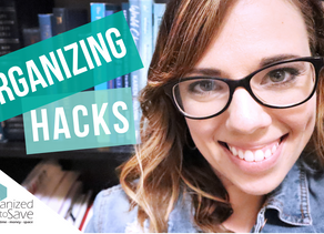 QUICK ORGANIZING HACKS