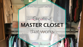 How to Create a Master Closet That Works