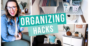 TOP ORGANIZING PRINCIPLES TO GET YOUR HOME IN ORDER