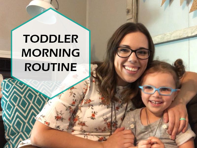 Toddler Morning Routine