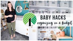 Nursery Organizing Hacks Every Mom Should Know