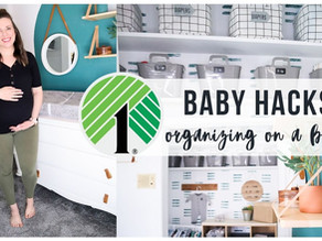 Nursery Organizing Hacks Every Mom Should Know