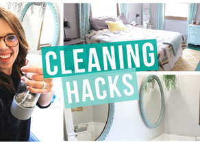 SATISFYING + FAST CLEANING YOU NEED TO DO TODAY
