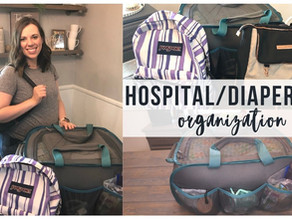 How to Organize a Hospital Bag and What to Pack