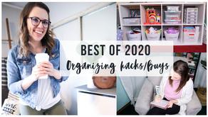 Best budget saving organizing hacks/buys of 2020