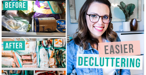 HOW TO DECLUTTER WHEN YOU ARE OVERWHELMED
