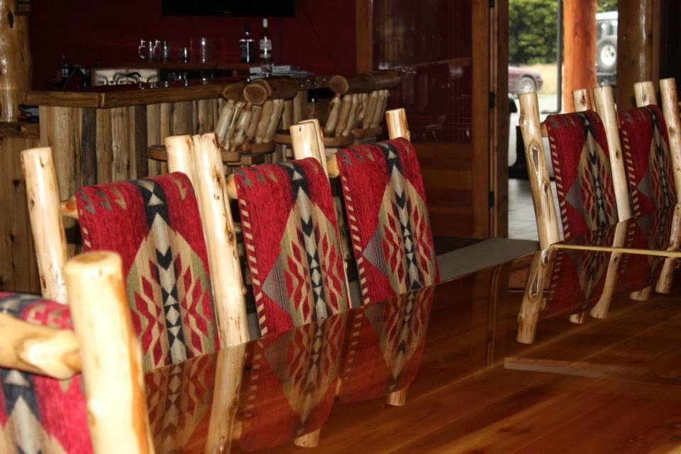 Lodge Chairs