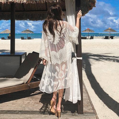 Sweety Wings Beach Coat 心心翅膀沙灘外套