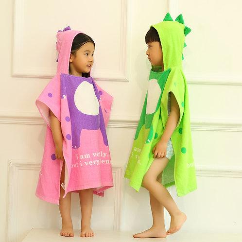 Dinosaur Child Towel 恐龍兒童毛巾
