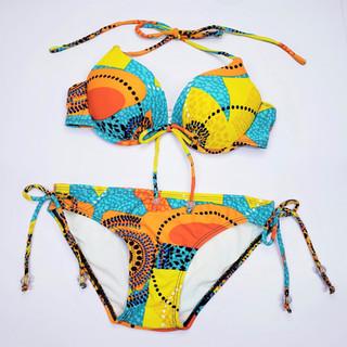 Trendy Printing Bikini時尚印花比堅尼
