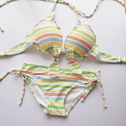 Jump-off Stripes Bikini